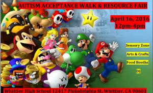 2016 Acceptance Walk flier 4.16.16